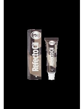 Réfecto Cil crème - Brun naturel