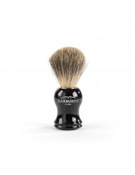 Blaireau Grey Silhouette