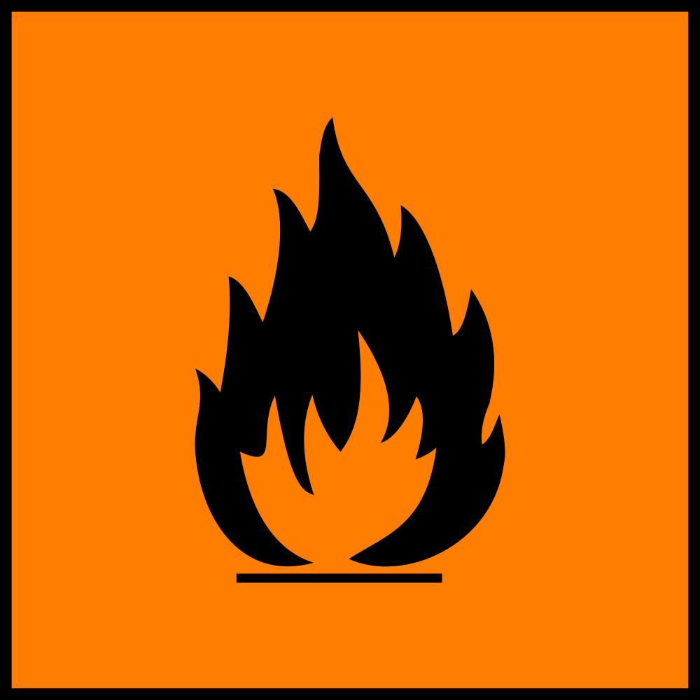 Hautement inflammable