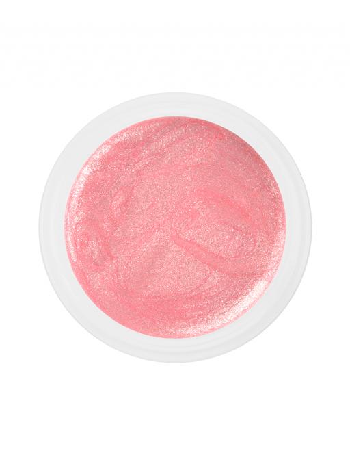 Rose pastel scintillant