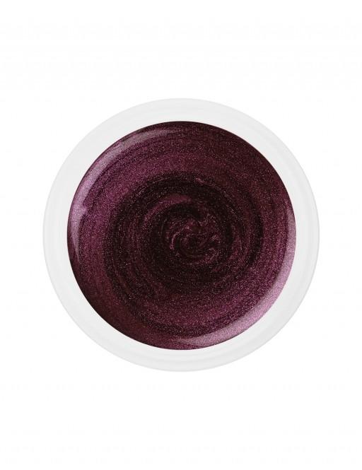 Violet scintillant
