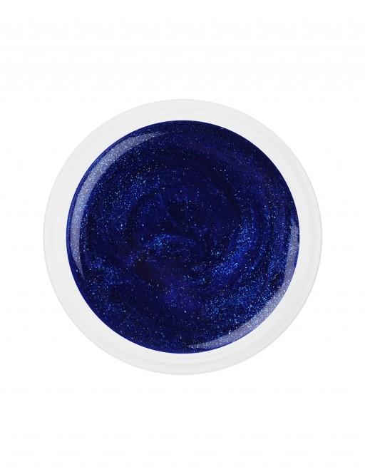 Bleu scintillant