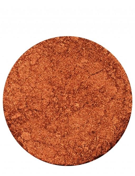 Pigment chromé cuivré